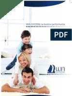 Catalogue Winsystem