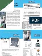Catálogo Automatismos Forty
