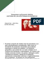 Historia de Las Doctrinas Economic As Eric Roll Tagalo Parte 45