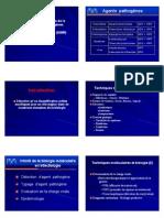 Outil PCR et surveillance de la résistances des [Mode de com