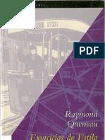 Raymond Queneau - Exercícios de Estilo