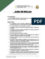 Semana FIIS 2007 - Deportes - Billas