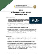 Semana FIIS 2007 - Gymkhana - Bases Rompe Globos