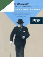 Winston Churchill, The Second World War Vol. 1 the Gathering Storm