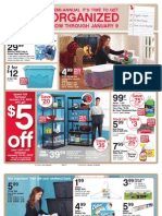 Seright's Ace Hardware It's Time to Get Organized Sale