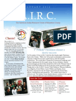 AIRC Newsletter January 2012