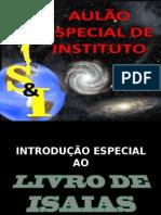 ISAIAS - Aulão Especial de Instituto
