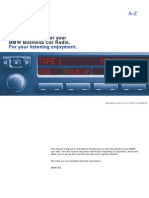 2000 Business Radio Manual