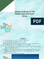 Cultural Presentation-Middle East