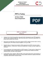 Ppp in Turkey