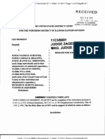 11 11 10 Complaint Filed by Lee Momient Against Judges and Clerks