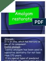 @@@Dental Amalgam