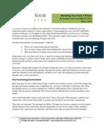 BHA White Paper Marketing Primer