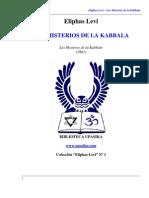 Levi Eliphas - Los Misterios de La Kabala