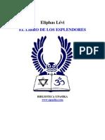 Levi Eliphas - El Libro de Los Esplendores