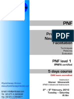 PNF Course Flyer