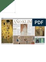 150 años de Klimt
