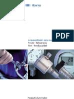 Instrumentacion Para Presion y Temperatura - Baumer - Product-Overview_ES