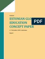 Estonia Report