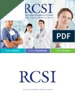 RCSI Prospectus July 2010