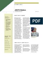JROTC News Letter