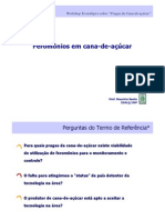 Workshop Pragas Sessao4 Mauricio