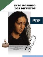 rosario de difuntos