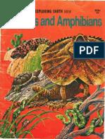 Reptiles and Amphibians - A Golden Exploring Earth Book