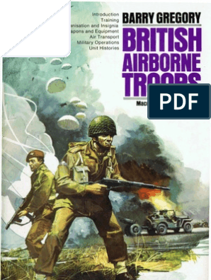 3282 British Airborne Troops | Airborne Forces | Paratrooper