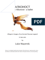 The Alkonost Summary-synopsis