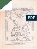 El Diagnostico Participativo - M. Graciela Muñoz