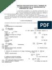 Cuestionario Funcionarios USACH