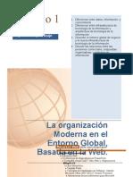 La Organizacion Moderna en El Entorno Global