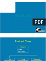 Computer Notes - Abstract Class