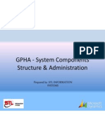GPHA-System Components Structure & Administration