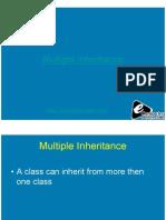 Computer Notes - Multiple Inheritance II