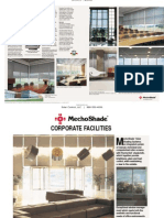 Corporate Brochure MechoSystems MechoShade