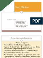 Caso Clinico Presentación