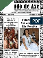 Falando de Axé - Edição de Novembro de 2011