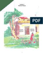 Textbook of Class 1st in Himachal Pradesh Hpbse Eng Medium of Subject Hindi by Vijay Kumar Heer