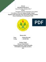 Ruslan Haryandi (5215087466) Metode Penelitian (PTK)