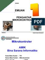 [Www.indowebster.com]-Pertemuan 1 - an Pengantar Mikrokontroler