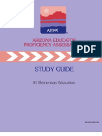 AZ Field01 Study Guide Expanded