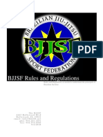BJJSF Rules Regulations