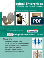 Biological Enterprises  Delhi India