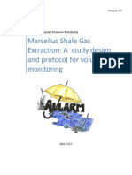 Marcellus Shale Volunteer Monitoring Manual 1.3