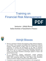 Financial Risk Management 1