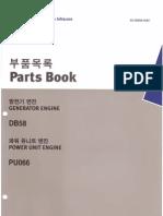 Parts bookDB58(65.99898-8061)