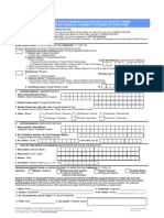 Fomema Registration Form