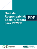 Guía de Responsabilidad Social Corporativa para PYMES